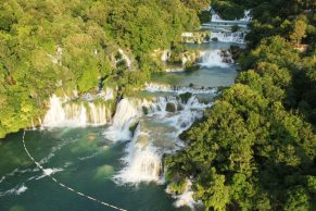 Surrounding national parks - National park Krka