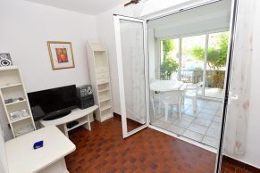 Apartments Gajac - Accommodation unit - Summer residence Kathy - Two bedroom apartment - Terrace exit