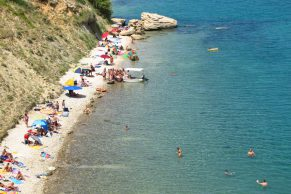 Beaches - Sveti Marko