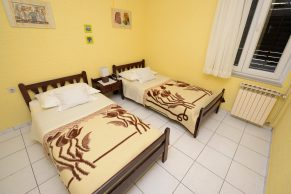 Apartments Mandre - Accommodation unit - Summer residence Stosica - Two bedroom apartment - Bedroom - 02