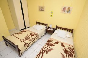 Apartments Mandre - Accommodation unit - Summer residence Stosica - Two bedroom apartment - Bedroom - 02a