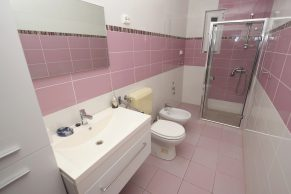 Apartments Mandre - Accommodation unit - Summer residence Stosica - Two bedroom apartment - Kupaonica