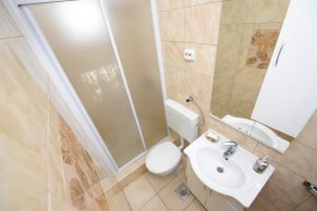 Apartments Mandre - Accommodation unit - Summer residence Stosica - Two bedroom apartment - Bathroom