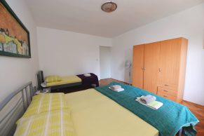 Apartments Novalja - Accommodation unit - Summer residence Goga - Two bedroom apartment - Bedroom - 01a