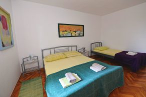 Apartments Novalja - Accommodation unit - Summer residence Goga - Two bedroom apartment - Bedroom -