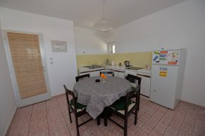 Apartments Novalja - Accommodation unit - Summer residence Goga - Two bedroom apartment - Kitchen and dining room