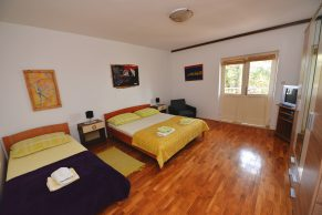 Apartments Novalja - Accommodation unit - Summer residence Goga - Two bedroom apartment - Bedroom - 02