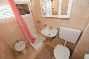 Apartments Novalja - Accommodation unit - Summer residence Goga - Two bedroom apartment - Bathroom
