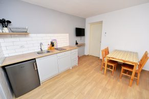 Apartments Novalja - Accommodation unit - Summer residence Goga - One bedroom apartment - Kitchen and dining room - 01