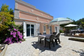 Apartments Novalja - Accommodation unit - Summer residence Tena - Two bedroom apartment - Terrace - 01