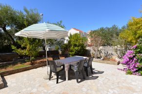Apartments Novalja - Accommodation unit - Summer residence Tena - Two bedroom apartment - Terrace - 01a