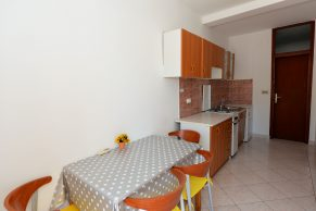 Apartments Novalja - Accommodation unit - Summer residence Tena - Two bedroom apartment - Kitchen and dining room - 01a