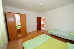 Apartments Novalja - Accommodation unit - Summer residence Tena - Two bedroom apartment - Bedroom - 01a