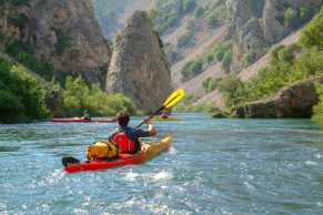 Rafting & Canoeing - Canoe Safari