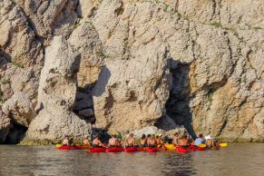 Kayak, Bike, Hike & Walk - Sea Kayaking - Pag Bay