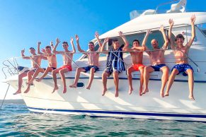 Gite in barca - Tour privato in yacht