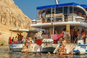 Boat Trips - Pag Bay Cruse